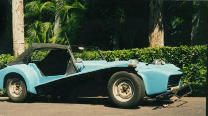 Fred Gerkens Lotus S4